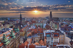 Wroclaw. Royalty Free Stock Photos