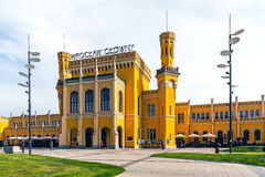 Free Wroclaw Main Railway Station Stock Images - 54239274