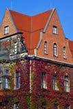 Wroclaw - muzeum narodowe Fotografia Royalty Free