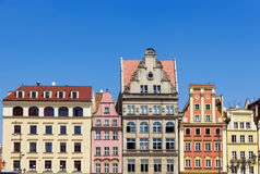 Wroclaw Old Market Square. Stock Photos