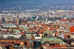 Wroclaw old town Royalty Free Stock Image