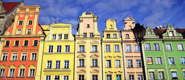 Wroclaw - Old Town, Poland, Europe Stock Photos