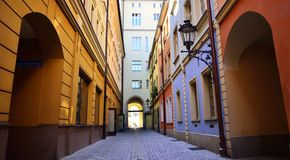 Free Wroclaw - Old Town, Poland, Europe Royalty Free Stock Photos - 49048098