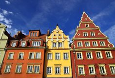 Wroclaw - Old Town, Poland, Europe Royalty Free Stock Photo