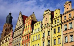 Wroclaw - Old Town, Poland, Europe Royalty Free Stock Photos