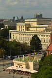 Wroclaw - operahuis Royalty-vrije Stock Afbeelding