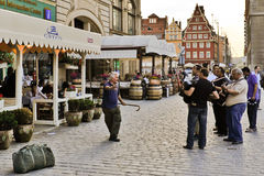 Wroclaw, Poland Royalty Free Stock Photo