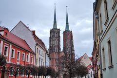 Wroclaw - Poland Stock Photography