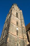 Wroclaw, Poland - church tower Stock Photos