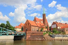 Wroclaw, Poland Stock Photography