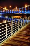 Wroclaw, Poland - famous Grunwaldzki Bridge Stock Image