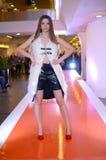 Fashion show - Wroclaw, Poland Stock Image