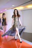 Fashion show - Wroclaw, Poland Royalty Free Stock Image