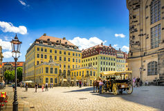 Wroclaw - Poland's historic center Stock Photo