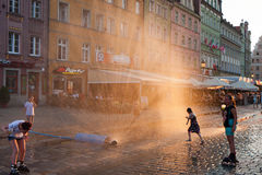 Wroclaw.Poland Royalty Free Stock Photography