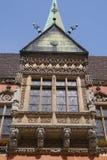 Wroclaw in Polen royalty-vrije stock afbeeldingen