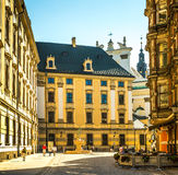 Wroclaw - Polen historisk mitt Royaltyfria Bilder