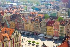 Wroclaw, Pologne photographie stock libre de droits