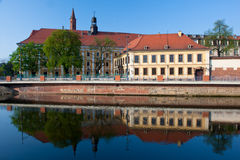Wroclaw, Pologne image stock