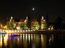 Wroclaw, Pologne - capitale européenne de la culture 2016 Photographie stock
