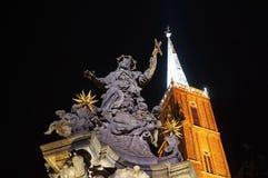 Wroclaw, Pologne - capitale européenne de la culture 2016 Photo stock