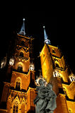Wroclaw, Pologne - capitale européenne de la culture 2016 Photos stock