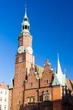 Wroclaw, Polonia Imagen de archivo libre de regalías