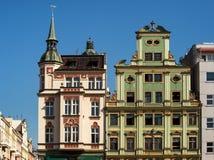 Wroclaw Polonia Immagini Stock Libere da Diritti