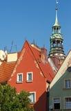 Wroclaw Polonia Immagine Stock Libera da Diritti