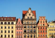 Wroclaw Polonia Fotografia Stock Libera da Diritti