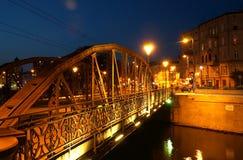Wroclaw, Polonia - capital europea de la cultura 2016 Foto de archivo