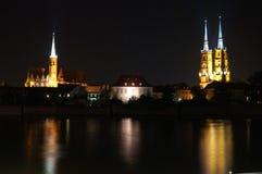 Wroclaw, Polonia - capital europea de la cultura 2016 Imagen de archivo