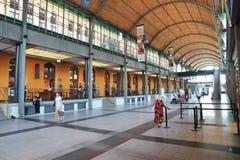 Wroclaw railway station Royalty Free Stock Photo
