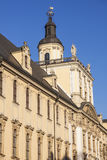 Wroclaw University building Royalty Free Stock Photo