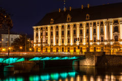 Wroclaw University Royalty Free Stock Photos