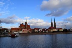 Wroclaw Stock Photography
