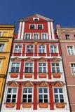 Wroclawstad royalty-vrije stock foto's