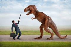 Wrogi biznesowy przejęcia pojęcie zdjęcie stock