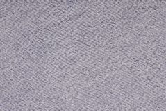 The wrong side of the light blue knitted fabric, material backgr. Ounds, cloth texture, empty space, knitted  textile backgrounds, wrong side of jersey Royalty Free Stock Image