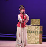 """Wronged-Kunqu Opera """"the West Chamber"""" Royalty Free Stock Images"""