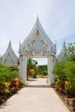 wrotna świątynia Obraz Royalty Free