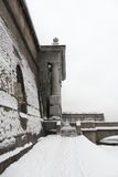 Wrotna bramy Nevsky zasłona Obrazy Royalty Free