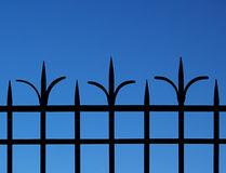 Wrought iron 04 Royalty Free Stock Photos