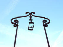 Wrought iron Royalty Free Stock Photography