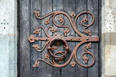 Wrought iron royalty free stock photos