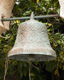 Wrought iron bell Stock Photos