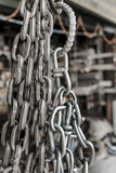 Wrought Iron Chain Stock Photos