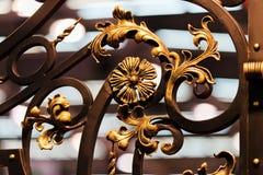 Wrought iron Royalty Free Stock Image