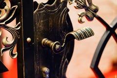 Wrought iron Royalty Free Stock Photo