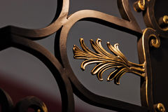 Wrought iron Stock Images